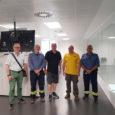 El Vicepresident de la Federació d'ADF va acompanyar de visita a Thomas Deckers, Cap de bombers del departament de bombers de Bocholt, acadèmia de serveis d'incendi i rescat Bocholt, Renania […]