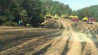5 camions amb 19 voluntaris de les ADF del Penedès van acudir al incendi que es va declarar al municipi de Bellprat (Anoia) a quarts de dues de la tarda […]