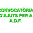 A partir del dia 11 i fins al 31 de març es poden demanar els ajuts de manteniment de les ADF per al 2021 a la Generalitat de Catalunya. Per […]
