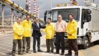 """Repsol ha cedit un vehicle de bombers del parc propi de Repsol a l'Agrupació de Defensa Forestal ADF 315 """"la Carrerada"""". El director del Complex Industrial de Repsol a Tarragona, […]"""
