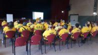 El 30 de juny durant tot el matí es van trobar una trentena de coordinadors d'ADF per fer una sessió formativa i de debat a Canyelles.