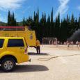 El dia 21 de juny es va fer una visita a l'escola El Roure de Pontons amb un camió de l'ADF de pontons i el vehicle de comunicacions de la […]