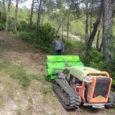 Gran interès de les ADF i Bombers en la demostració del robot desbrossadora de la firma italiana MBD Green Climber a Subirats el dia 17 de maig. Un tècnic vingut […]
