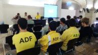 """El 20-4-18 es va fer una jornada durant tot el matí al Consell Comarcal del Garraf sobre prevenció d'incendis forestals on es va presentar la campanya """"SI ARRIBA EL FOC […]"""