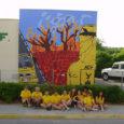 El passat mes d´abril del 2016, l´ADF Puig de l'Àliga, va organitzar un concurs de dibuix, per fer un mural a la façana exterior del local del l'ADF.La guanyadora va […]