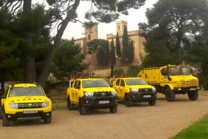 vehicles nous ADF Ribes